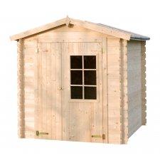 Abri jardin bois Calypso – 3,1 m²