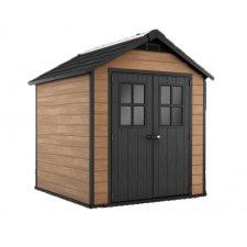 Abri jardin résine – Woodium® 757 5 m²