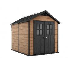 Abri jardin résine – Woodium® 759 6 m²