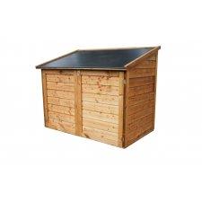 Coffre jardin bois Trocadéro® 1200 L