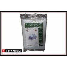 Housse protection grande tondeuse - TITANIUM - 180x100x105 - transparente
