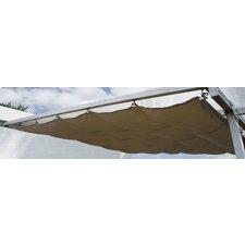 Toile d'ombrage – Couv'Terrasse 3x4,2m - écru