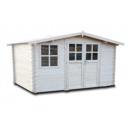 Abri jardin bois – Azur 4x3 – 12 m²