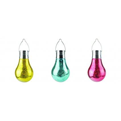 Lot de 12 Ampoules décoratives pour jardin