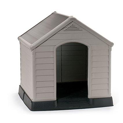Niche en résine – 0.73m² Beige et marron / DOG HOUSSE