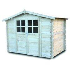 Abri jardin bois – Azur 3x2 – 6 m²
