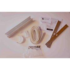 Connecteur pour toit terrasse PALRAM - Blanc