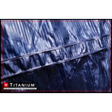 Bache de protection polyethylene - TITANIUM - 2x3 - Bleu nuit